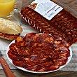 Chorizo ibérico en lonchas Sobre de 100 g Juan Luna