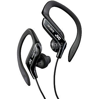 Jvc Auricular deportivo  HA-EB75  con clip regulable en color negro 1 Unidad