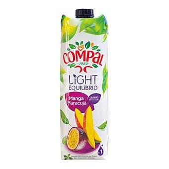 Compal Néctar light de mango y maracuyá Envase de 1 l
