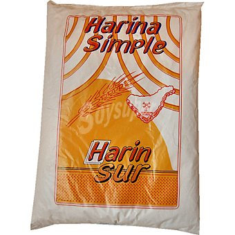 HARINSUR Harina de trigo simple Bolsa 1 kg