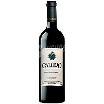 R. del Duero FLORES de CALLEJO Vino Tinto Roble Botella 75 cl