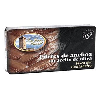 LATORRE Filetes de anchoa en aceite oliva  lata 30 gr