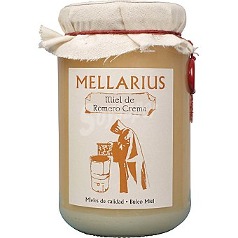 MELLARIUS Miel de romero crema Tarro 500 g