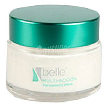 Belle Crema multi acción piel normal-mixta Tarro 50 ml
