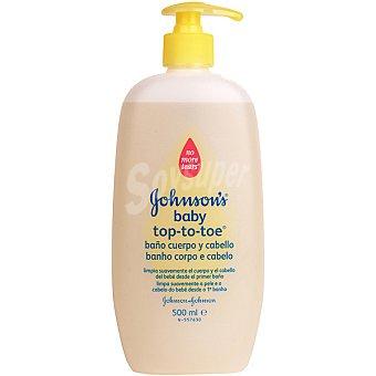 Johnson's Baby Jabón líquido para recién nacido Dosificador 500 ml