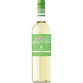 GRAN FEUDO Vino blanco verdejo D.O. Rueda  botella 75 cl