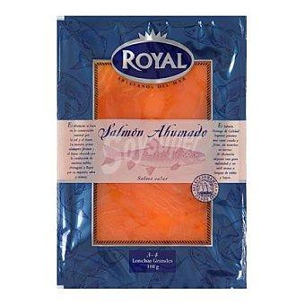 Royal Pescados Salmón ahumado Sobre 100 g