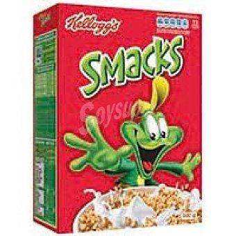 Smacks Kellogg's Smacks Cereales de desayuno Paquete 500 g