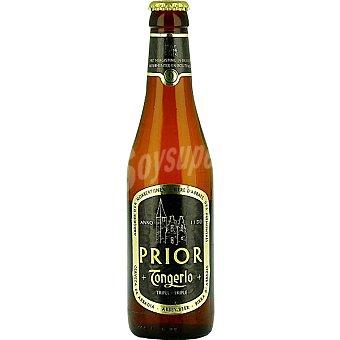 TONGERLO PRIOR Cerveza rubia belga botella 33 cl 33 cl
