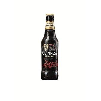 Guinness Cerveza negra irlandesa Original Botellín 330 ml
