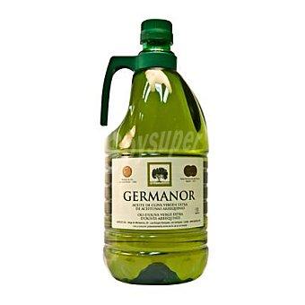 Germanor Aceite de oliva virgen extra de aceitunas arbequinas 2 l