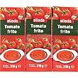 Tomate frito Pack 3 envases 210 g Aliada