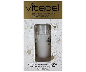 VITACEL Sérum regenerador concentrado para rostro y cuello 30 mililitros