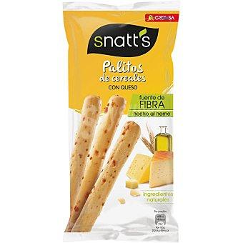 Snatt's Grefusa Palitos de trigo con queso Paquete 62 g