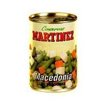 Martinez Macedonía de verduras Lata 240 g