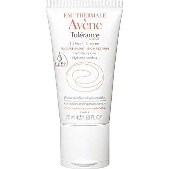Avène Tolerance Extreme crema hidratante y calmante para pieles sensibles Tubo 50 ml
