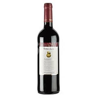 Tierra Leal Vino Tinto Crianza Valdepeñas Botella 75 cl
