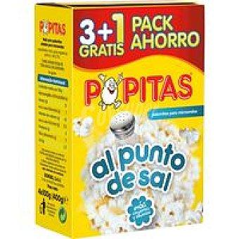Borges Popitas Pack 3x100 g+ 1 gratis