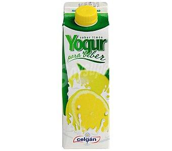Celgán Yogur beber sabor limón Brik 425 ml