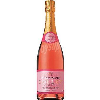 COLLET champagne brut rosé botella 75 cl