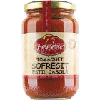 Ferrer Tomate para sofreir Tarro 350 g