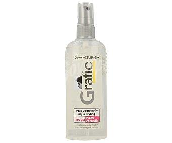 Grafic Garnier Agua de peinado cabello rizado Spray 150 ml