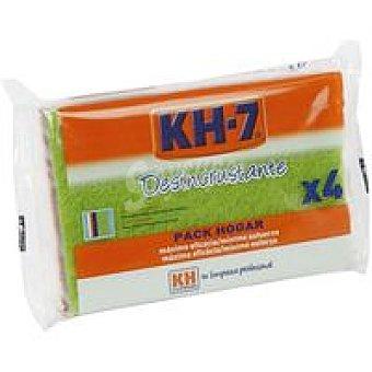 KH-7 Fibra desincrustante Pack 4 unid