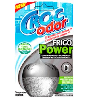 Croc Odor Gel absorbeolores Frigo power 1 ud