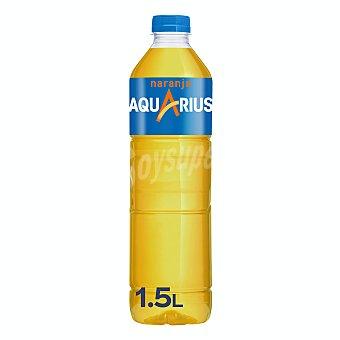 Aquarius Bebida isotónica de naranja Botella de 1,5 l