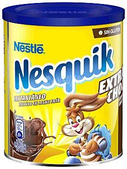 Nesquik Nestlé Cacao instantaneo extra choc Lata 390 gr