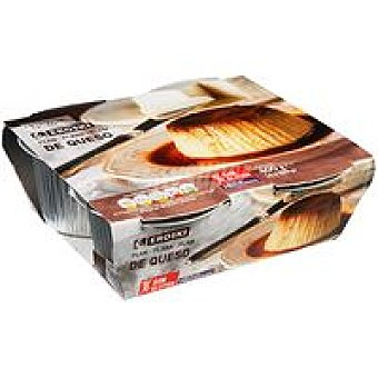 Eroski Flan de queso Pack 4x100 g