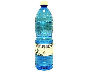 Agua de Benassal Agua mineral 1,5 Litros