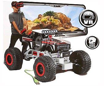 NEW BRIGHT Rc Dash Cam Coche radiocontrol de realidad virtual, con cámara y gafas VR, BRIGHT.
