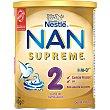 SUPREME 2 leche en polvo de continuación desde los 6 meses lata 800 g lata 800 g Nan Nestlé