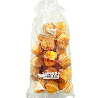 MUSFI`S Mini magdalenas redonditas Envase 325 g