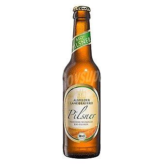 Alsfelder Landbrauerei Cerveza ecológica Pilsner Botella 33 cl