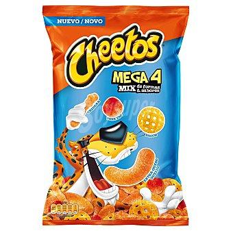 Cheetos Matutano Snack mix de formas y sabores Mega 4 Bolsa 180 g