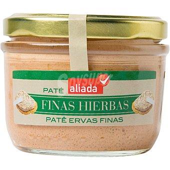 Aliada Paté finas hierbas Frasco 125 g