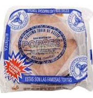 TORTA PORRES DE ACEITE 180 GRS