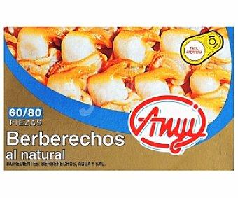 Anyi Berberechos 60/80p 63 Gramos