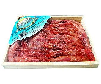 Gamba roja caja 400 gramos