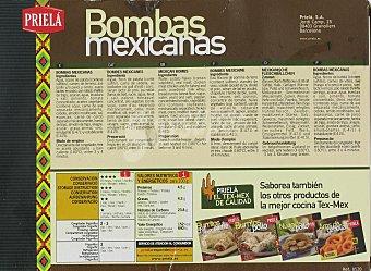 Priela Bombas Mexicanas Pack 7 Unidades 300 Gramos