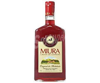Miura Crema de guindas Botella 70 cl