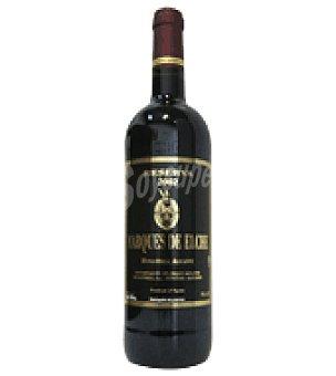 Marqués de Elche Vino tinto marques elche d.o. alicante reserva 75 cl. 75 cl