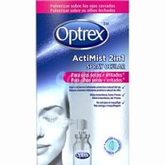 OPTREX Actimist ojos cansados Bote 10 ml