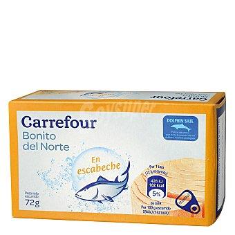 Carrefour Bonito del Norte en escabeche 72 g