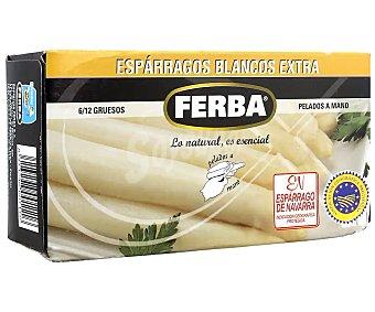 Ferba Espárragos blancos 6-12 piezas febra 250 g