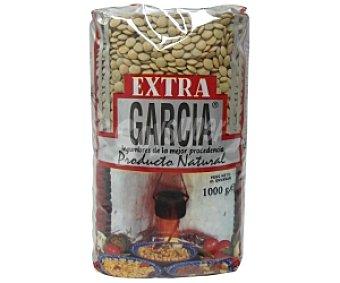 García Lenteja Castellana Extra 1 Kilogramo