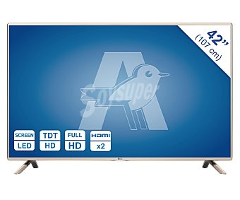 "Lg Tv 42"" led Full HD, TDT HD, USB reproductor, hdmi, 300HZ. Televisor de gran formato 42LF5610 1 unidad"