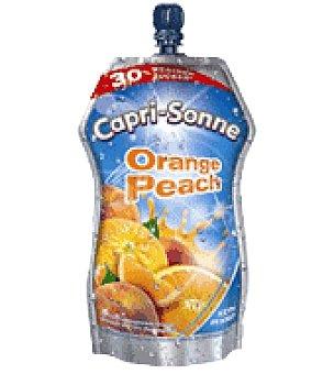Capri Sonne Refresco de naranja y melocotón 33 cl